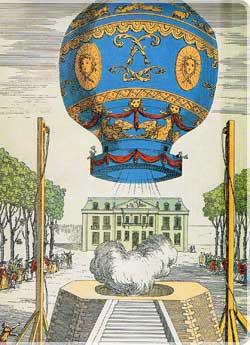 ballooning histoire des montgolfi232res et de l180a233rostation
