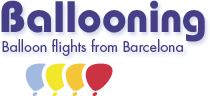 Hot air balloon tours in Barcelona