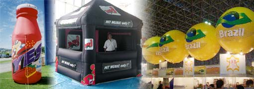 inflatables advertising